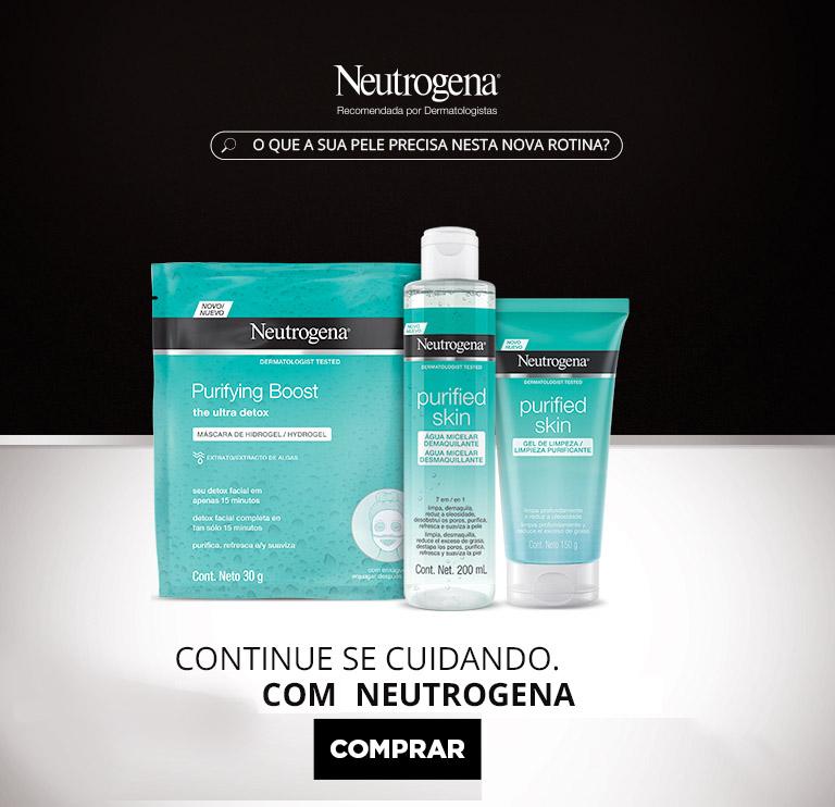 Banner Neutrogena - Mobile