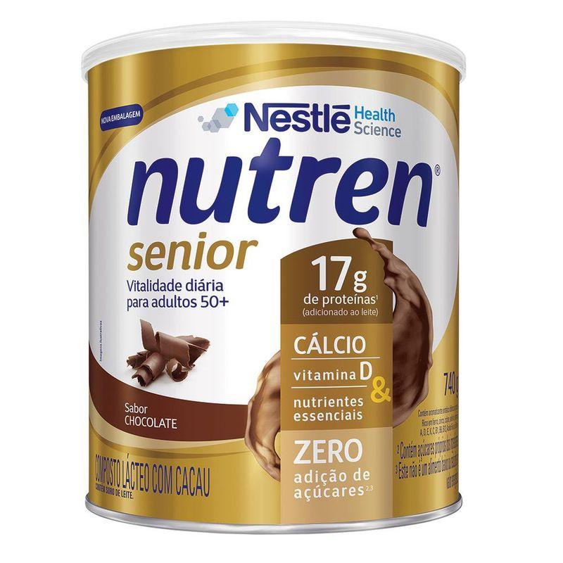 Nutren Senior 740gr Chocolate