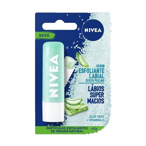 Esfoliante-Labial-Nivea-Care-48gr-Aloe-Vera